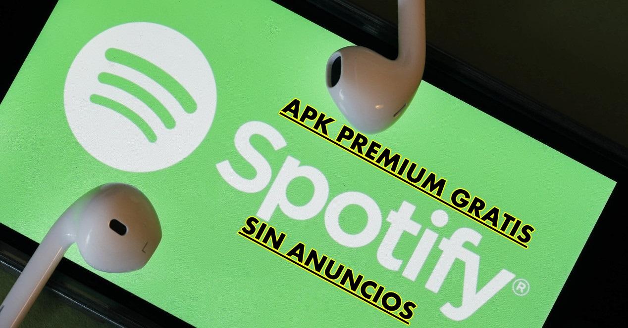 spotify premium gratis android apk
