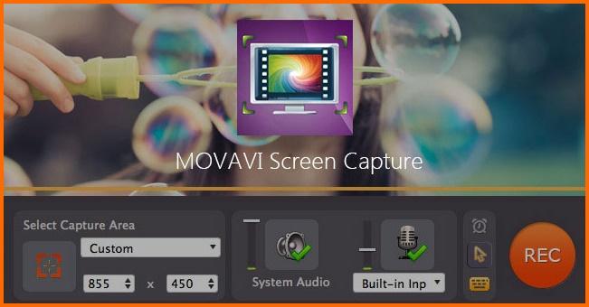 grabar pantalla movavi
